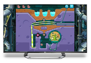 LG Smart TV games