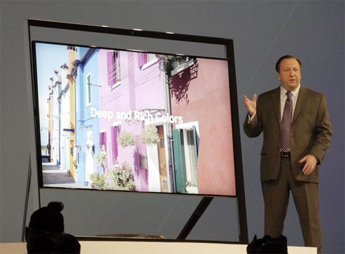 Samsung S9 UHD TV, HEVC & 4K Upscaling To Be Demoed At SMPTE