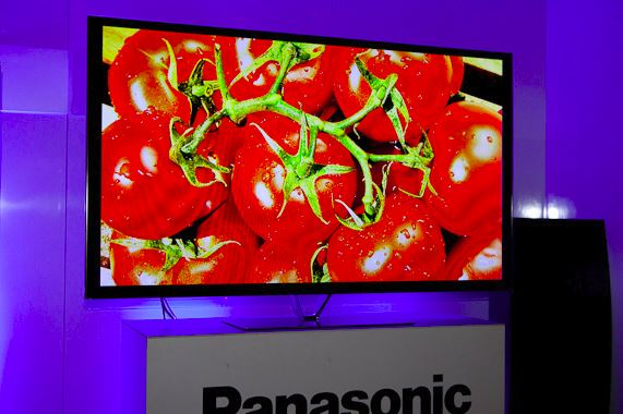 Panasonic plasma ZT60