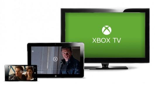 Microsoft xbox tv