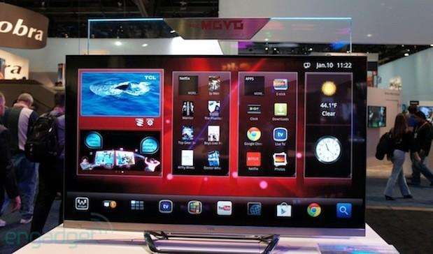 Movo UD 4K Google TV