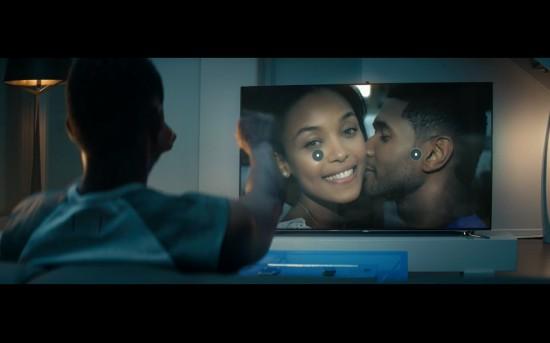 Usher Samsung Smart Tv