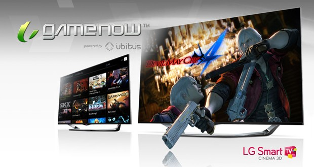 GameNow LG TVs