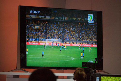 Sony Shuns Curves in Its 2014 Bravia 1080p & 4K LED TV Lineup