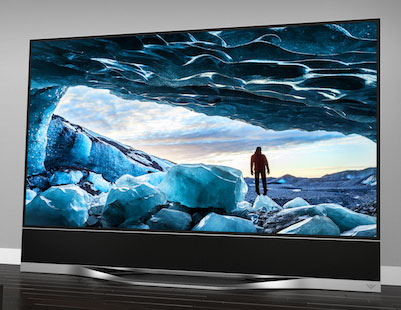 Vizio 120in Reference Series 4K TV
