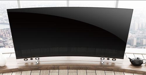 skyworth oled  Skyworth Curved OLED TV with LG WRGB Panel Hits China