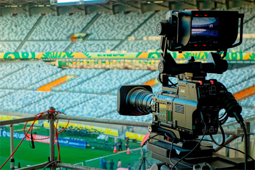 Sony 2014 World Cup in 4K
