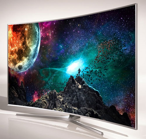 Curved Television Review