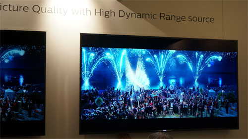 Philips HDR TV