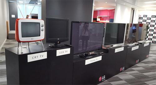 LG Talk Up 4K OLED TV & HDR at UK Briefing