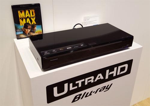 Panasonic DMP-UB900 4K Blu-ray Player Review