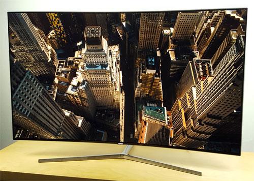 Samsung UE55KS9000 (KS9000) 4K HDR TV Review