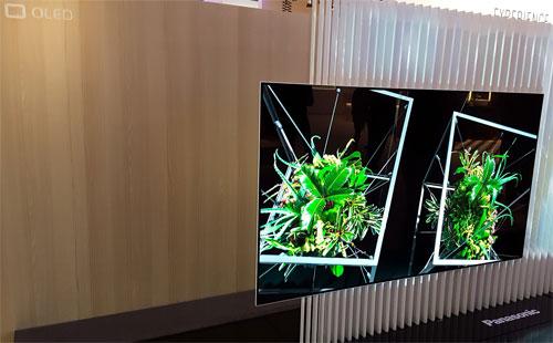 Panasonic Teases Next-Gen 4K HDR OLED TV at IFA 2016