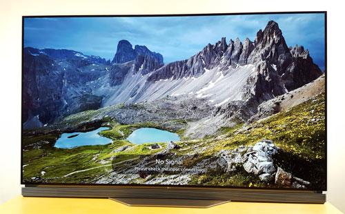 lg oled65e6v 4k hdr tv review