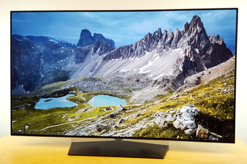 LG OLED55B6V (B6) 4K OLED TV Review