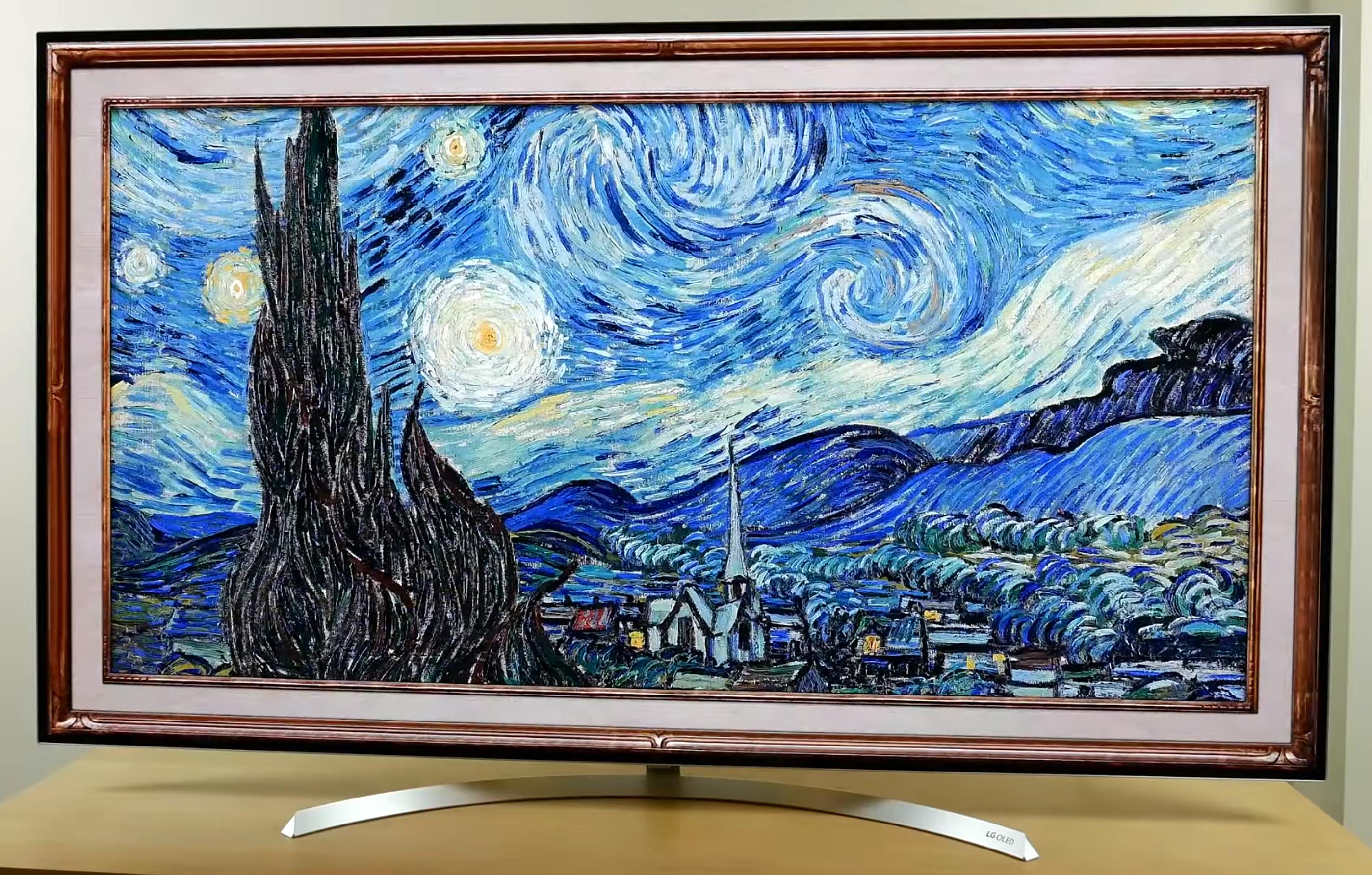 Lg Oled65b7v 4k Oled Tv Review