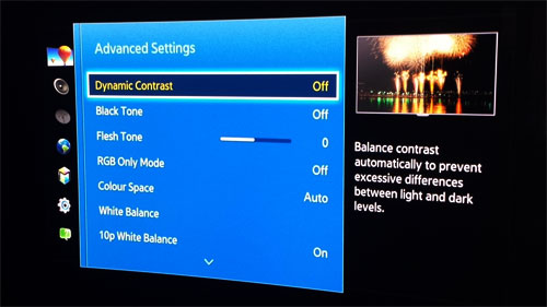 ISF Professional TV Calibration Service UK