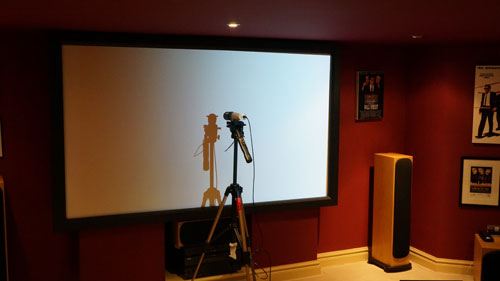 Projection Calibration Service by ISF Professional