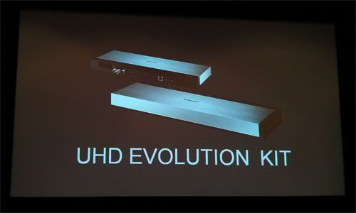 UHD Evolution Kit