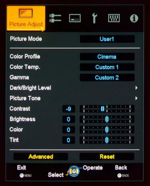 JVC X55 (DLA-X55R/ DLA-X55RBE) Projector Review