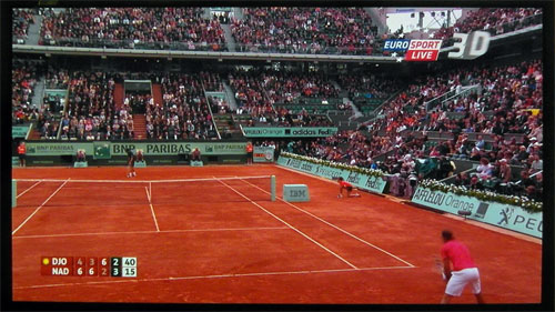 French Open 2012 final