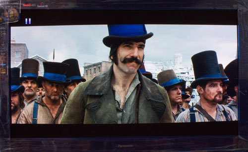 Gangs of New York on Panasonic TX-P50VT20