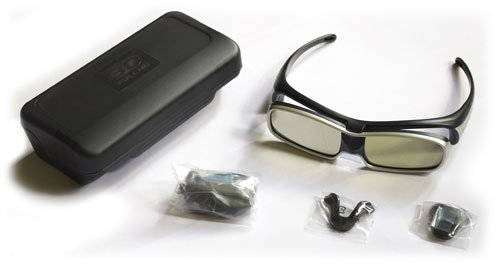 Panasonic TX-P50VT20 Shutter Glasses
