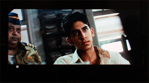 Dev Patel as Jamal Malik
