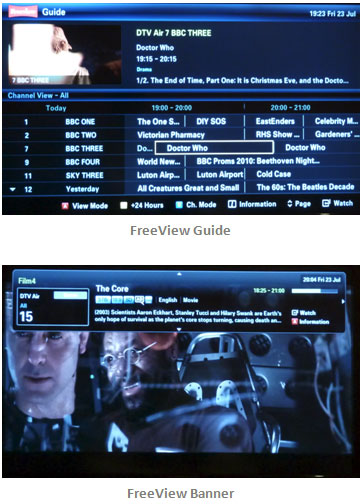 samsung le40c580 le32c580 review freeview hd lcd tv rh hdtvtest co uk I Origins Preview I Origins Preview