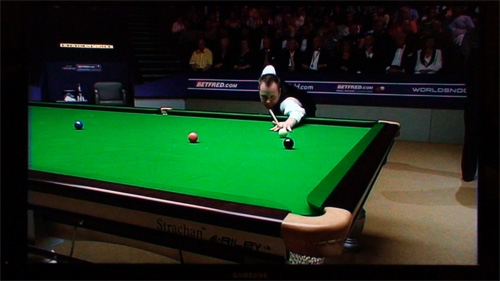 Snooker on BBC