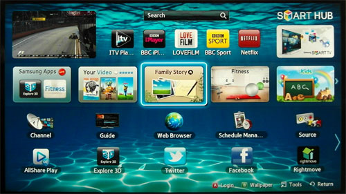 How to Build for Smart TV