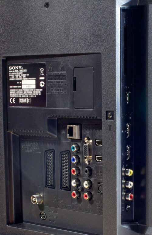 SONY KDL-40HX803 BRAVIA HDTV DRIVER PC