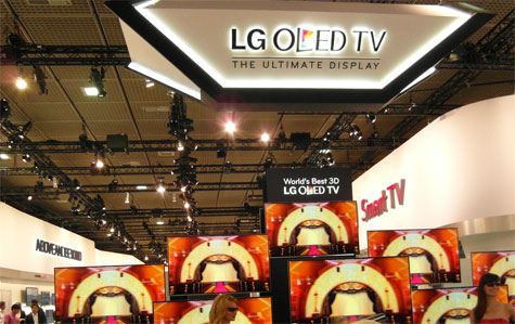 LG 55EM970V OLED TV Up For Preorder In UK: Price £10k