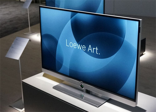 loewe goes 4k for art connect reference led tv models. Black Bedroom Furniture Sets. Home Design Ideas