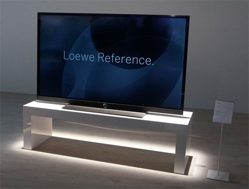 Loewe Goes 4k For Art Connect Amp Reference Led Tv Models