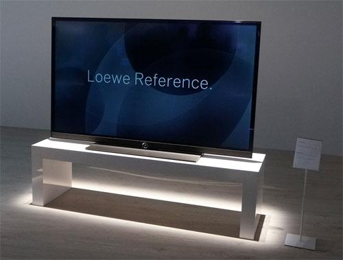 loewe goes 4k for art connect reference led tv models. Black Bedroom Furniture Sets. Home Design Ideas