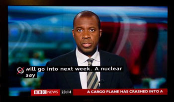 BBC HD News