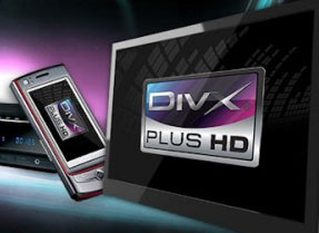 LG products with DivX Plus HD certification