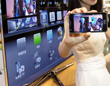 Samsung Smart View App On Android Market Turns Galaxy Device