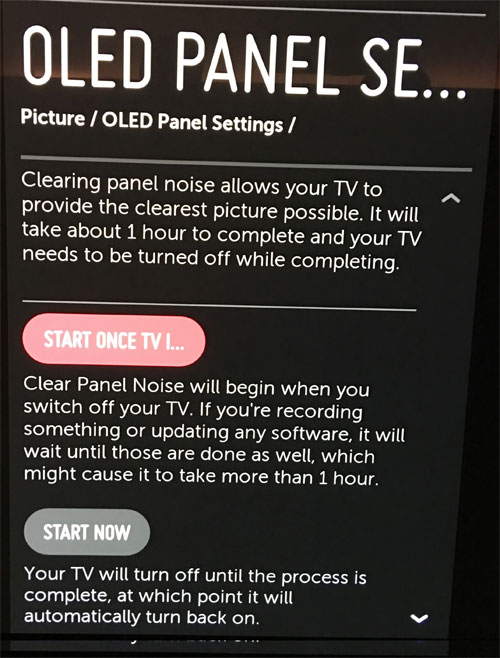 LG 65G6 Signature OLED TV First Impressions