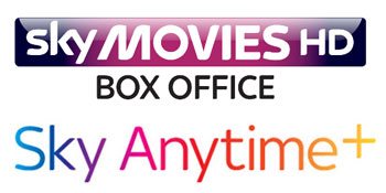 Sky Movies on Anytime+