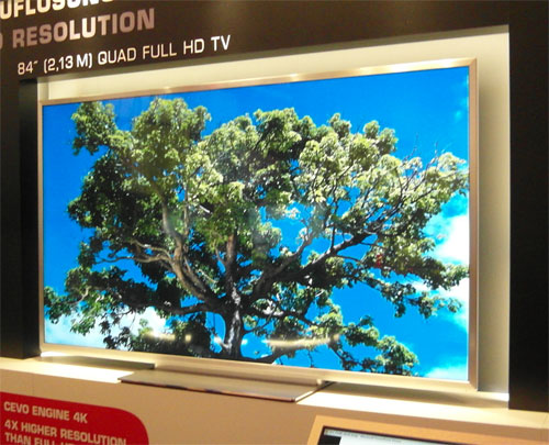 Toshiba Quad Full HD TV