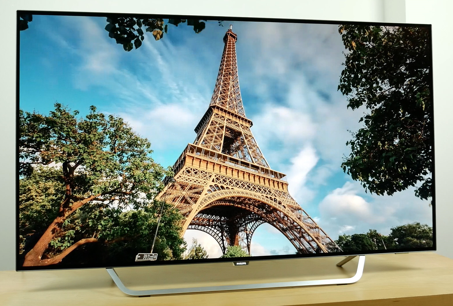 philips  pos ambilight oled tv review