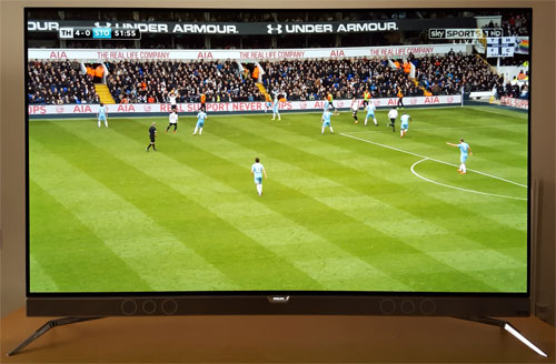 Philips 55POS901F (901F) 4K OLED TV Review