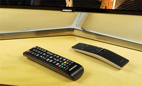 Stand and Remote controls
